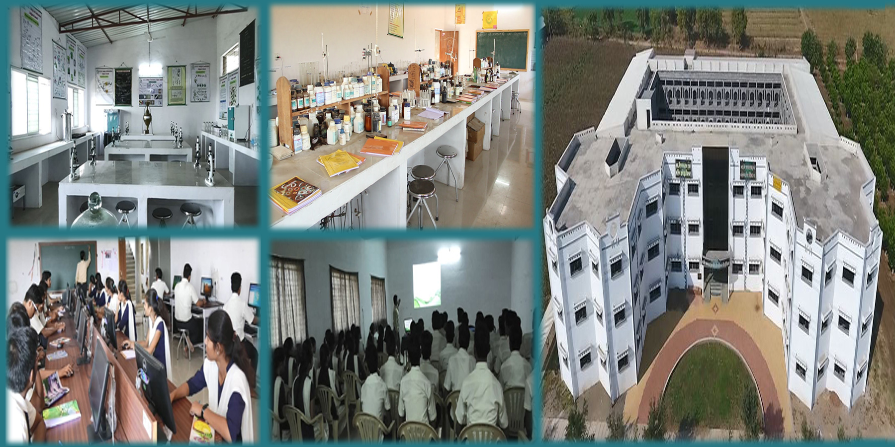 Welcome to S.V.G.I. College of Horticulture